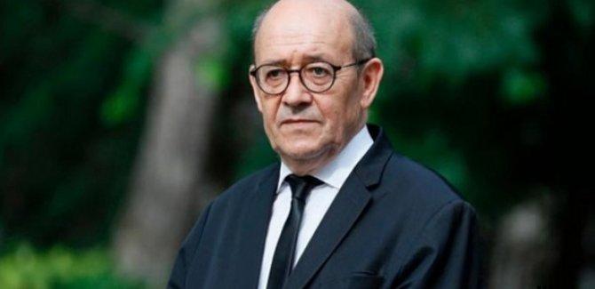 Fransa: İran ile görüşmek için Trump'tan izin almamız gerekmiyor
