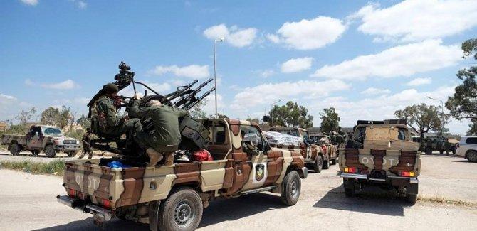 BM'nin ateşkes teklifi Libya'da kabul edildi