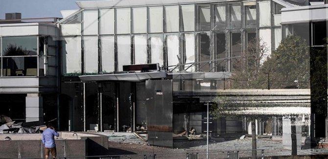 Danimarka'nın başkentinde patlama
