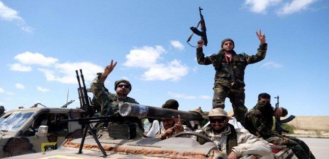Libya'da bayram ateşkesi