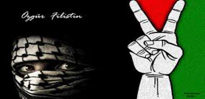 Dünya barışının kapısı özgür Filistin