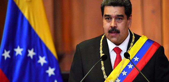 Maduro harekete geçiyor