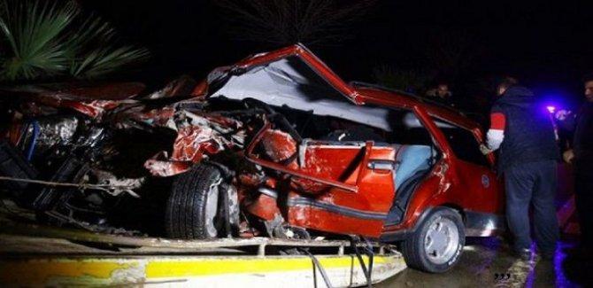 Bayram tatilinde yaşanılan kazalarda 50 kişi yaşamını yitirdi