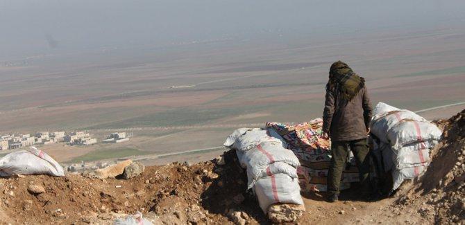 ABD Türkiye Sınırında Hava Üssü Kuruyor