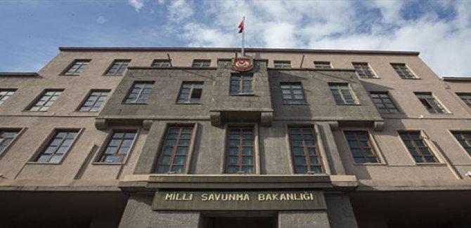 Savunma Bakanlığı'ndan 'Güvenli Bölge' açıklaması