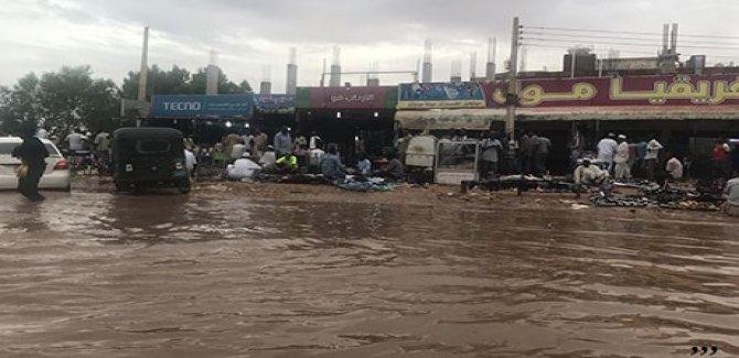 Sudan'da sel meydana geldi: 46 ölü