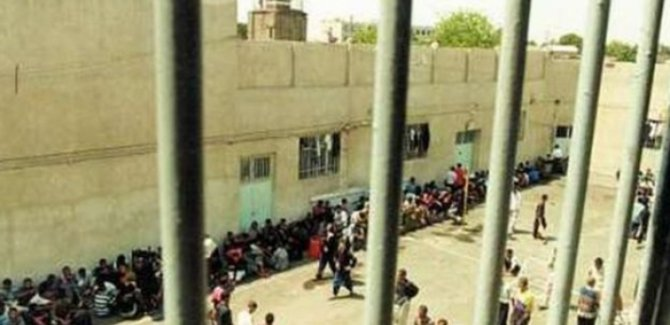 BM: İran'da tutukluların yarısından fazlası Kürtler