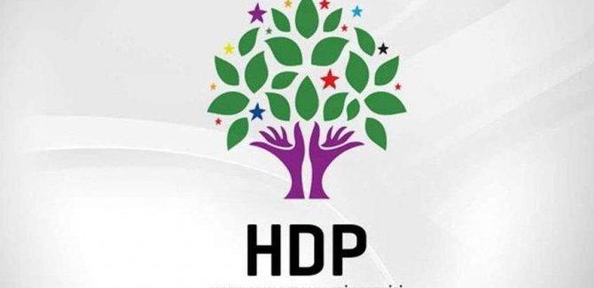 Kayyum kararı sonrası HDP'den açıklama