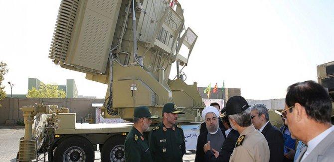 İran'ın yeni hava savunma sistemi: Bawer 373