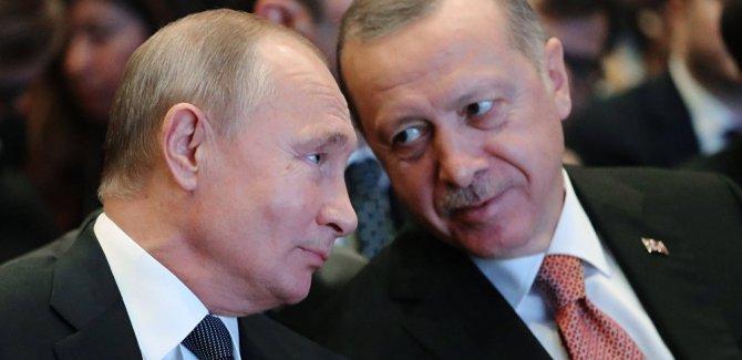 Erdoğan, Kremlin'e gidiyor