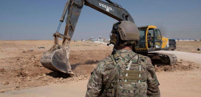 CENTCOM: DSG 24 saat içinde askeri siperlerini yıktı