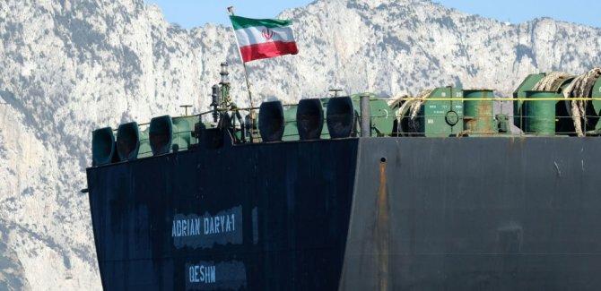 El konulan İran Gemisinin Rotası Mersin