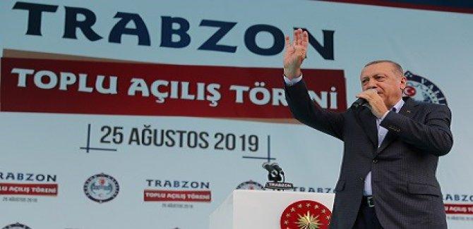 Erdoğan: En ufak bir temasımız olamaz