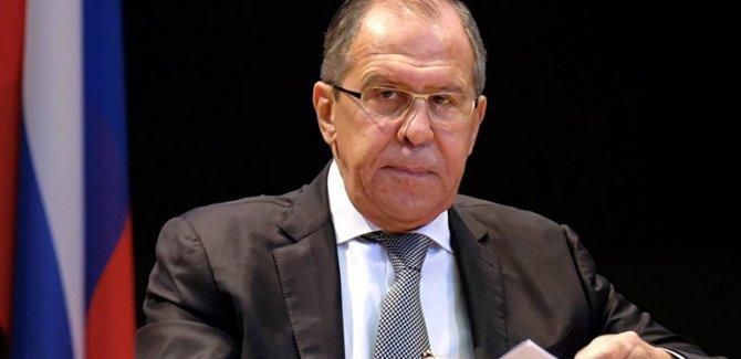Lavrov: Suriye, Türkiye'yle yapılmış hiçbir anlaşmayı ihlal etmiyor