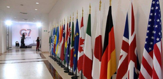Dünyayı sömüren G7'nin Zirve sonuç bildirgesi açıklandı