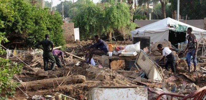 Li Sûdanê ji ber lehiyê 62 kesan canê xwe ji dest dan