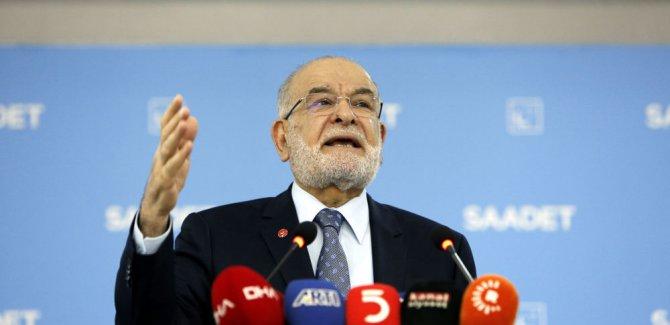 Karamollaoğlu: Krize 'yok' demekle ekonominin düzelmesi mümkün değil
