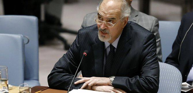 Şam: Güvenli bölge oluşturmasına karşıyız