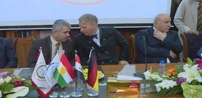 Kompanyayên Almanyayê berê xwe dane Kurdistanê