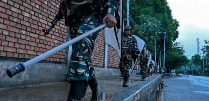 Keşmir'de Ordu Sistematik İşkence Yapıyor