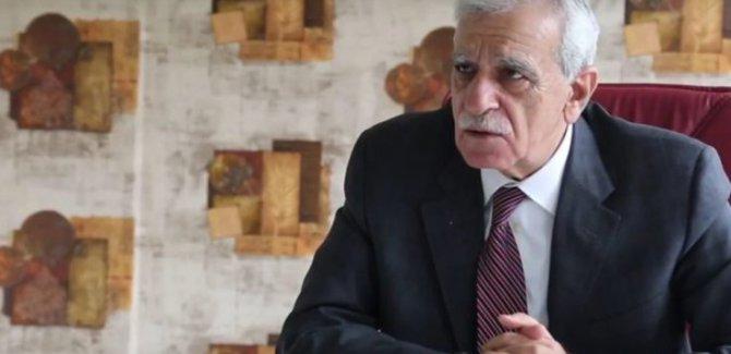 Ahmet Türk'ten 'sine-i millet' açıklaması