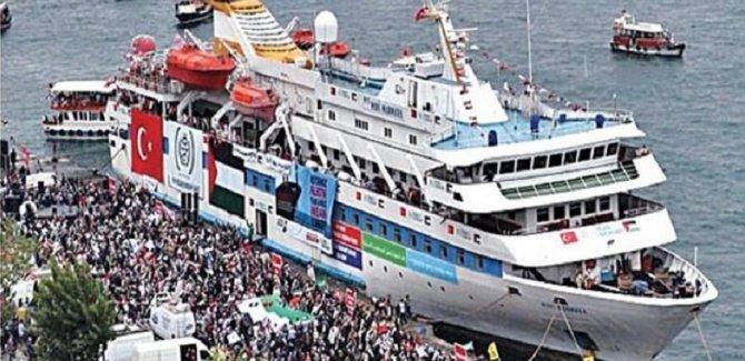 UCM'den Mavi Marmara davası kararı