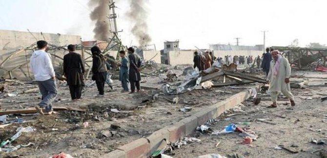 Di teqîna li Kabulê de 16 kes hatin kuştin û 119 kes birîndar bûn