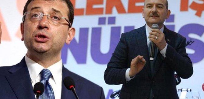 Süleyman Soylu'dan Ekrem İmamoğlu'na 'görevden alma' iması