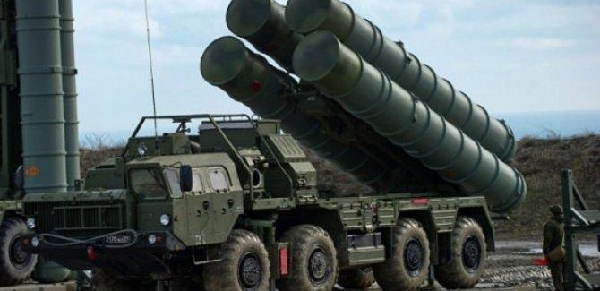S-400 Eğitimleri Rusya'da Başladı