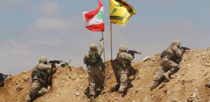Hizbullah'ın Saldırısında 5 Asker Öldü