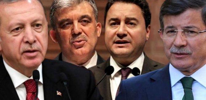 Erdoğan: Bu adamlar projedir!