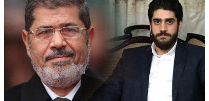 Şehid Mursi'nin oğlu Abdullah Mursi vefat etti