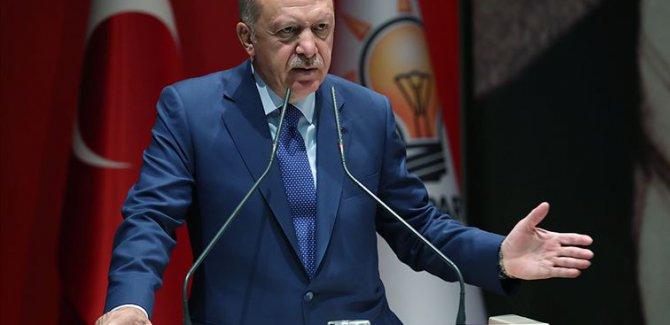 Erdoğan'dan güvenli bölge mesajı: Kapıları açmak zorunda kalırız