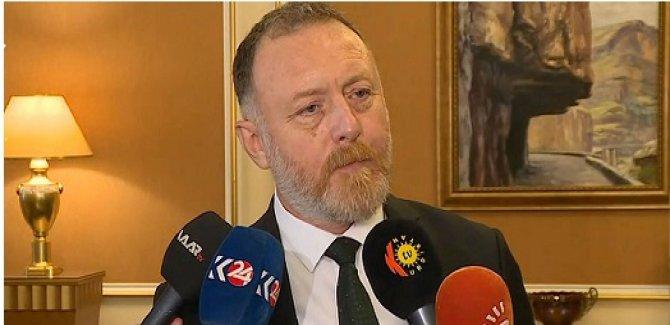 Temelli: Barzani Kürtler için önemli bir lider, fikirlerinden yararlanmak istiyoruz