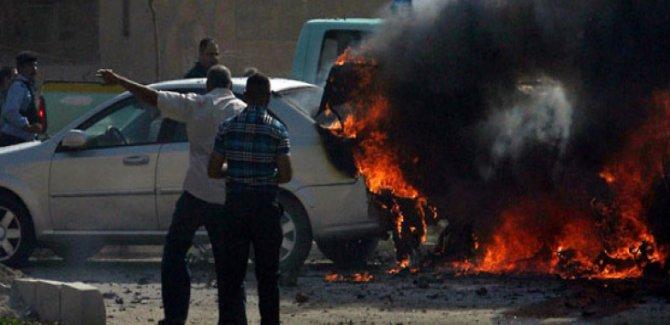Bağdat'ta ard arda 5 Patlama