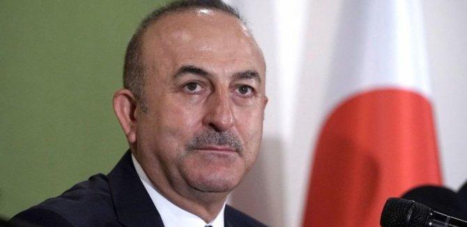 Çavuşoğlu: Kimse Akdeniz'de bizi engelleyemez