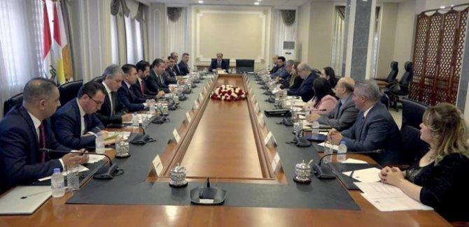 Başbakan Barzani: Kürdistan halkının anayasal hakkından taviz vermeyeceğiz