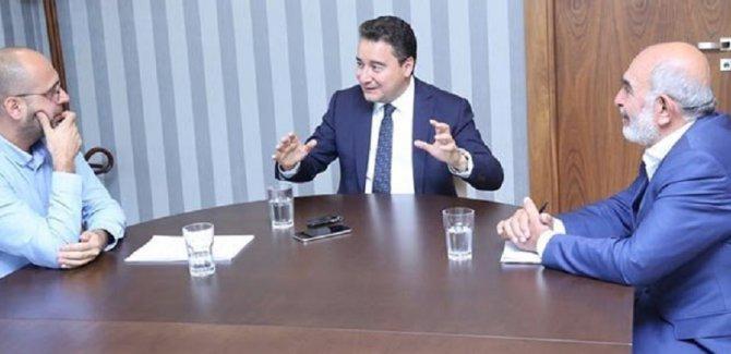 Ali Babacan yeni partiyi ne zaman kuracağını duyurdu