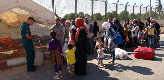 Bayramı ülkesinde geçiren 37 bin Suriyeli Türkiye'ye döndü