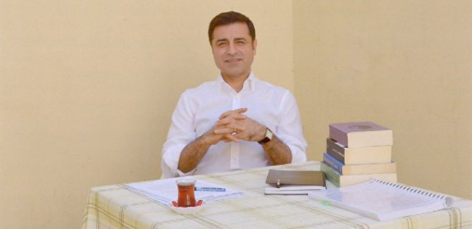Demirtaş'ın tahliye kararına itiraz reddedildi
