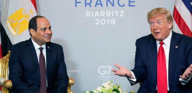 WSJ: Trump, Sisi için 'Nerede benim favori diktatörüm' dedi