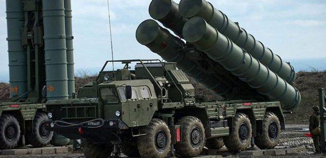 Rusya'dan Türkiye için S-400 açıklaması