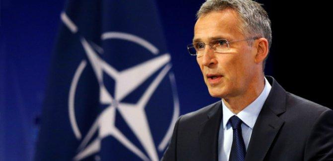 NATO: Suudi Arabistan'a yapılan saldırıdan endişeliyiz