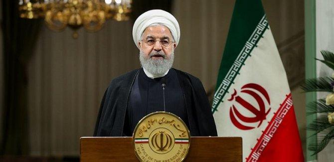 Ruhani'den Suudi'ye: Size ders vermek için vurdular