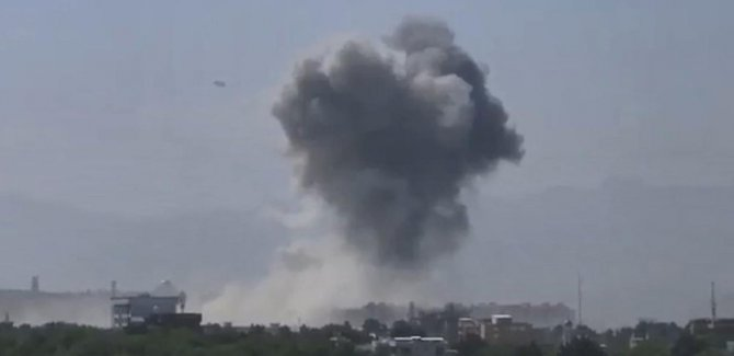 Hastaneye bombalı araçla saldırı: En az 20 ölü
