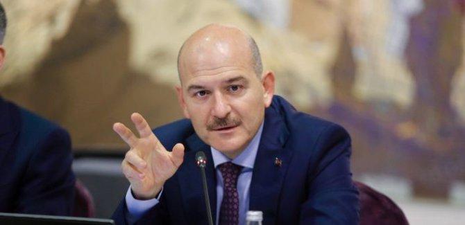 Soylu: Türkiye'deki Suriyeli sayısı 3,6 milyonu aştı