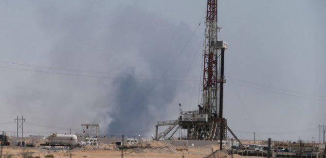 Suudi Arabistan'a hava saldırı durduruldu