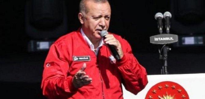Erdoğan'dan  Demirtaş açıklaması