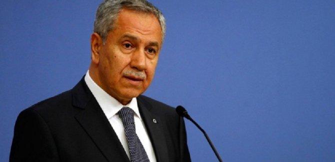 Arınç: Erdoğan, başkanlık isteyince bize garip gelmişti