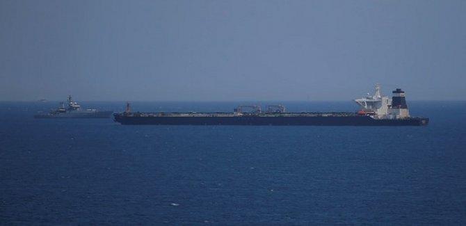 İran İngiltere'nin gemisini serbest bırakacak